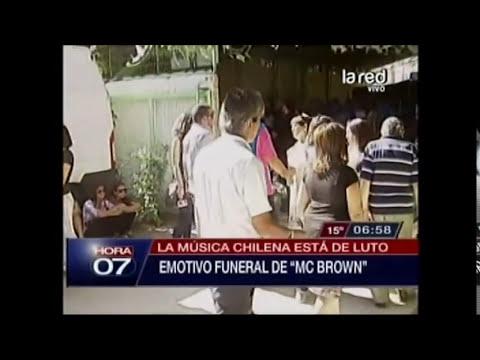 Funerales del cantante de Shamanes, Mc Browen, se realizarán este miércoles