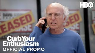 Curb Your Enthusiasm: Season 10 Episode 2 Promo | HBO