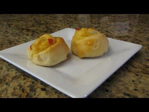 Cooking Tip #8 Pimento Cheese Pinwheels - Lynn's Recipes