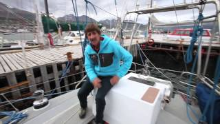 Skip Novak Storm Sailing Part 2: A tour of Skip Novak