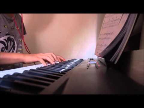 Chris Hadfield - Space Odditiy (Piano Cover)