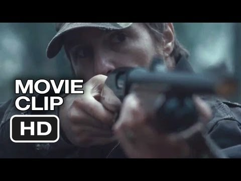 A Single Shot Movie CLIP – Hunting (2013) – Sam Rockwell Thriller HD