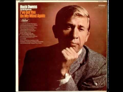 Buck Owens - Hurry Come Running Back To Me
