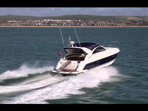 Powerboat Delivery - Fairline Targa 38 - Brighton to Hamble