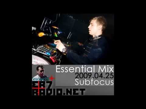 Sub Focus Essential Mix - Full 2 Hour - High Quality - 4/25/2009