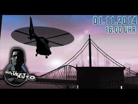 MULTI THEFT AUTO GTA San Andreas #000: Bald gehts rund «» Lets Play GTA Multiplayer