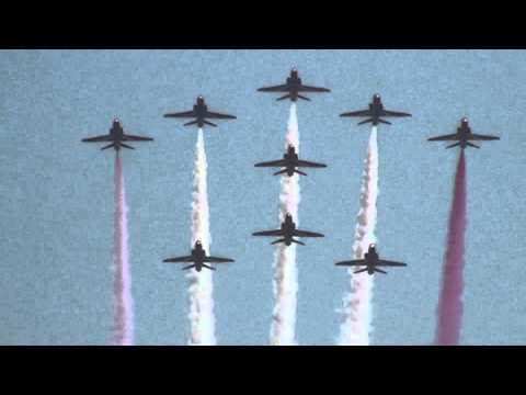 RAF Cosford Airshow 2013 Highlights