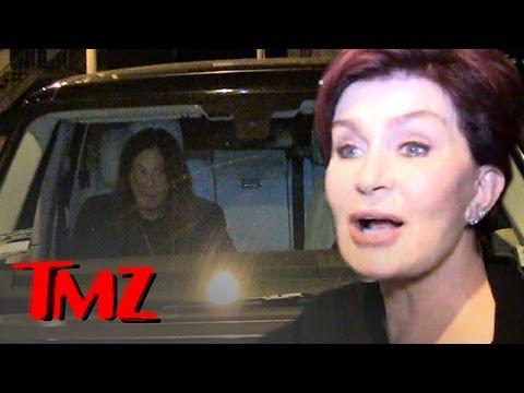 Ozzy Osbourne & Hollywood Valet Problems