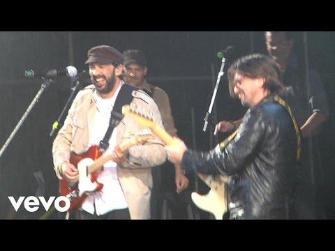 Juan Luis Guerra - La Calle ft. Juanes (Live)