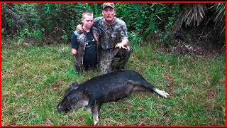 {GRAPHIC!!!} How to Gut a Wild Hog!