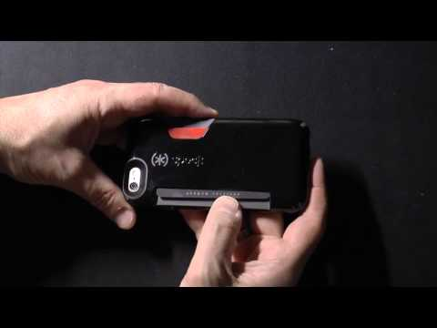 Speck CandyShell Card for iPhone 6