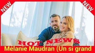 Mélanie Maudran (Un si grand soleil): comment a-t-elle a rencontré son mari Thierry Ascione?