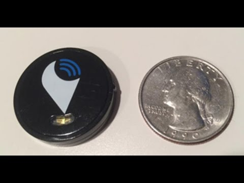 Trackr Bravo GPS Tracking Tile Finding the Best Lost Item Trackers
