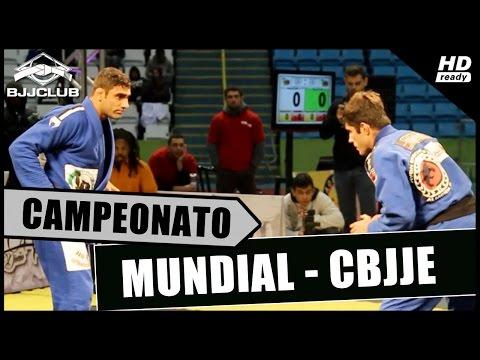 Leandro Lo vs Caio Almeida – Mundial 2014 CBJJE