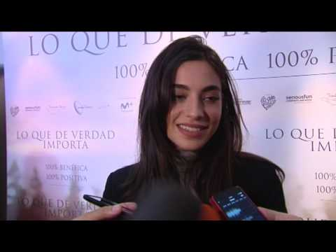 Rocío Crusset habla de Juan Betancourt