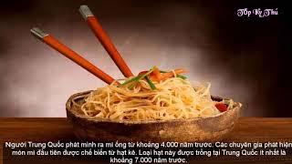Top 10 phát minh huyền thoại của người Trung Quốc xưa