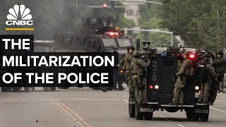 How The Defense Industry Profits From Militarizing The Police