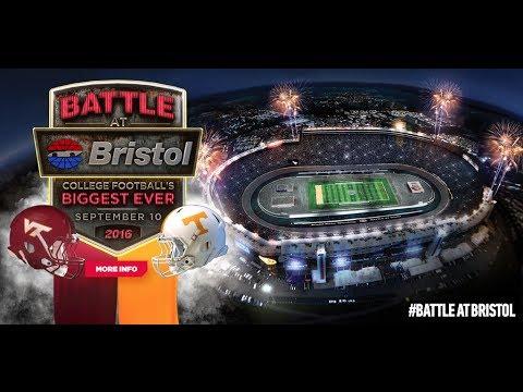 Battle At Bristol University Of Tennessee Vs Virginia