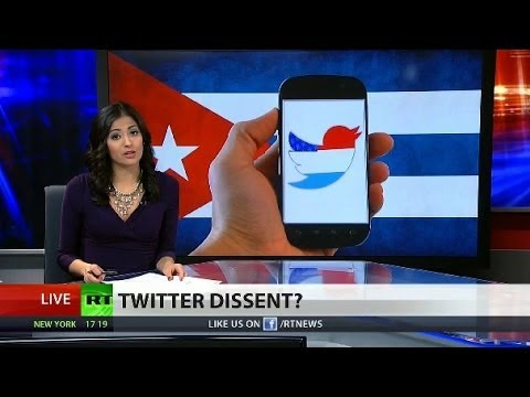 US fueled dissent in Cuba with fake Twitter