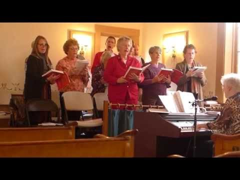 Topsham United Presbyterian Church Choir