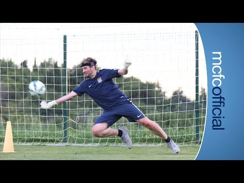 AMAZING SAVES BY CITY JOURNO | Goalkeeping Camp: The Sequel | EDS in Croatia