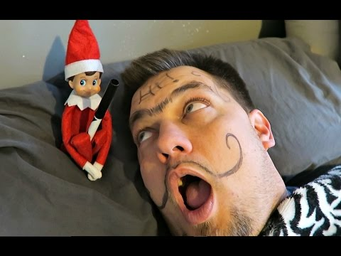 ELF ON THE SHELF PRANK!
