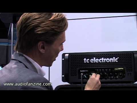 TC Electronic BlackSmith Video Demo [NAMM 2011]
