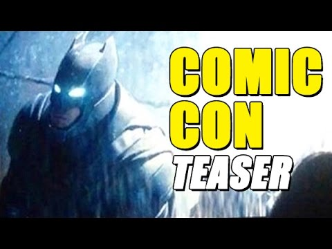 Batman v Superman: Dawn of Justice - Teaser Review