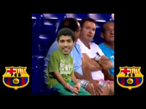 Luis Suarez Signs 5 year contract with barcelona for £63m|Reaction of Suarez