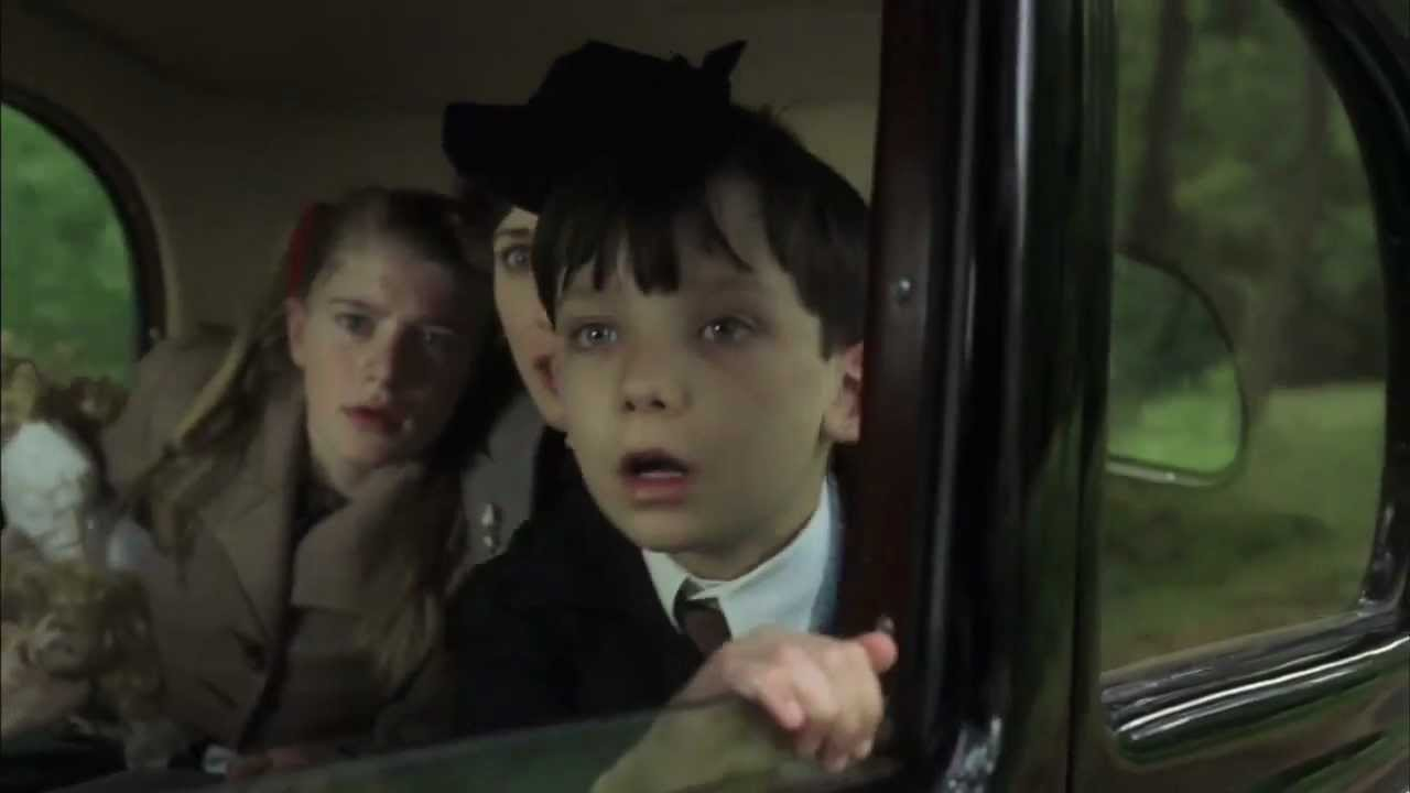The boy in the striped pyjamas official trailer youtube