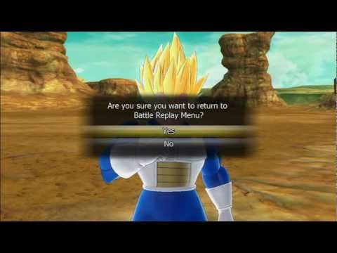 Dragon Ball Raging Blast 2 Vegeta vs Frieza, Android #18, Cell
