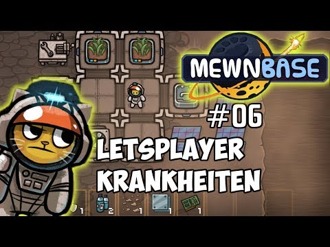 LETSPLAYER KRANKHEITEN - Mewnbase #06 - Lets Play Deutsch German