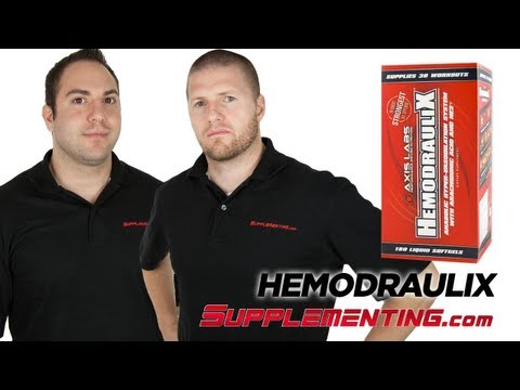 Axis Labs Hemodraulix Reviews - Supplementing.com