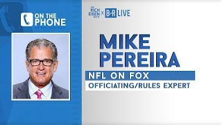 FOX Sports' Mike Pereira Talks NFL Officiating Controversy & More with Rich Eisen | Full Interview