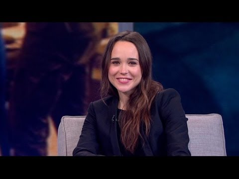 Ellen Page Interview 2014: Actress Discusses Her Mutant Powers in 'X-Men: Days of Future Past'