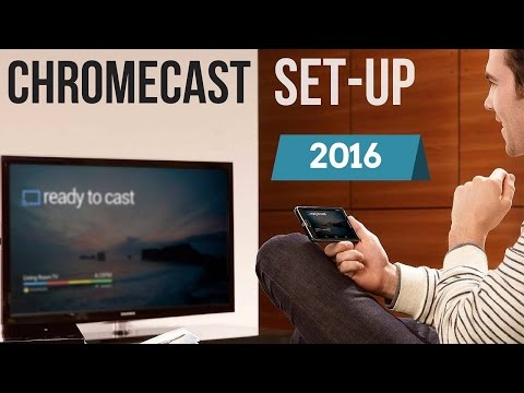 Chromecast Review: How to Set Up a Chromecast