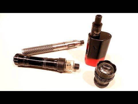 Самодельная электронная сигарета или как сделать