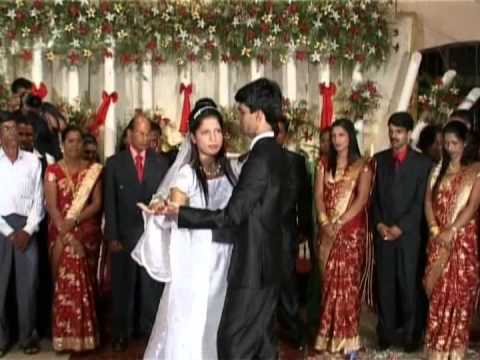 Arun & Jovita   Wedding In Mangalore video