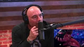 Joe Rogan Analyzes WWE Finishing Moves