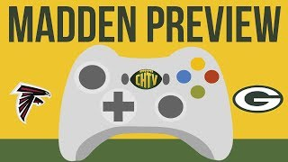 CHTV Madden Preview: Falcons vs Packers