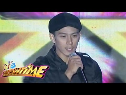 IT'S SHOWTIME Kalokalike Level Up : Jake Cuenca