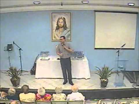Palestra - Grupo Espírita Esperança - Ivan da Cunha - 22 de fevereiro de 2012