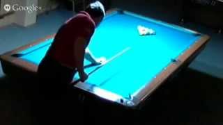 GranKlub Macedonia Billiard 8-Ball Tournament No.2 2014/2015 Final Match