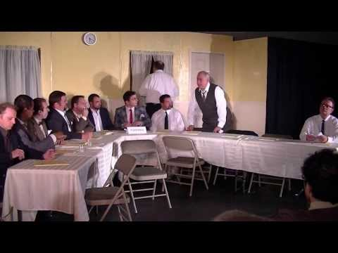 12 ANGRY MEN ACT I