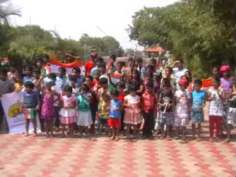 Drs Kids Play School - Jana Gana Mana- video