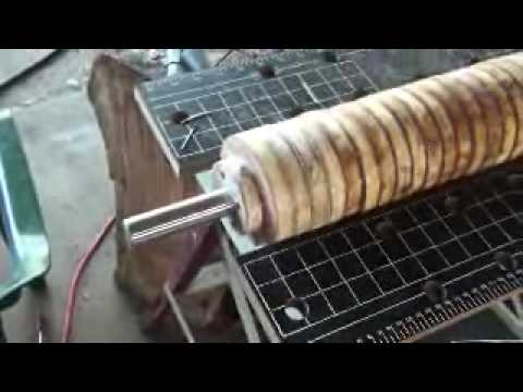 home made drum sander