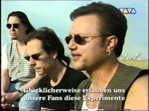 Queensryche - I Don't Believe in Love / Interviews (Sorroco, NM, 1997)