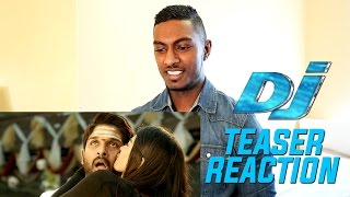 DJ Duvvada Jagannadham Teaser Reaction & Review | Allu Arjun | PESH Entertainment