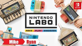 Nintendo Labo Discussion - Talk About Games