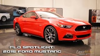 2015 Ford Mustang Spotlight - Fast Lane Daily